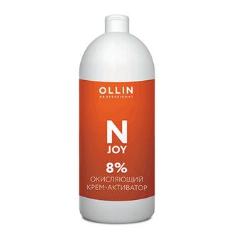OLLIN, Окисляющий крем-активатор N-Joy 8%, 100 мл