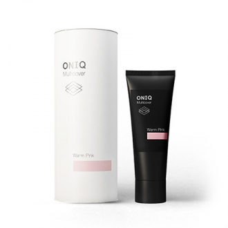 ONIQ, Гель Multicover, Warm Pink, 60 мл