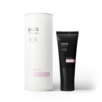 ONIQ, Гель Multicover, Cold Pink, 60 мл