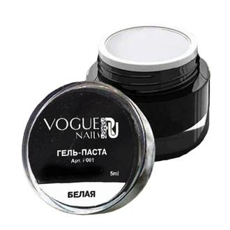 Vogue Nails, Гель-паста, белая