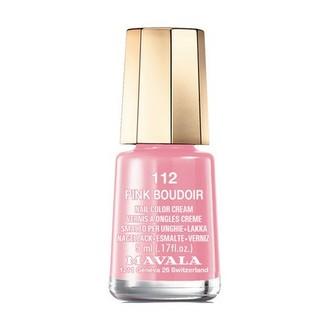 Mavala, Лак для ногтей №112, Pink Boudoir