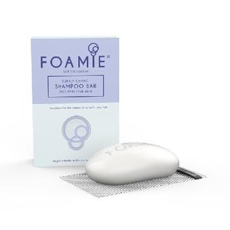 Foamie, Твердый шампунь Soft Satisfaction, 108 г