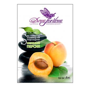 Dona Jerdona, Парафин «Нежный персик», 400 г
