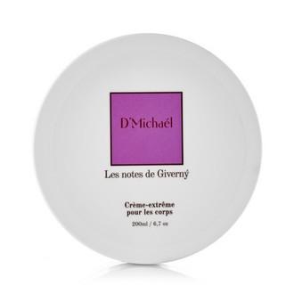D'Michaél, Крем для локтей, коленей и стоп Les notes de Giverny, 200 мл