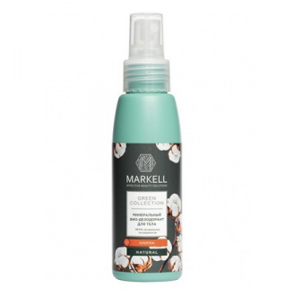 Markell, Био-дезодорант Green Collection, хлопок, 100 мл