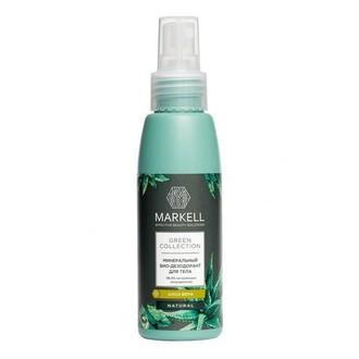 Markell, Био-дезодорант Green Collection, алоэ вера, 100 мл