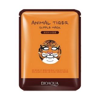 Bioaqua, Тканевая маска Animal Face, Tiger, 30 г