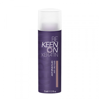 KEEN, Флюид для волос Keratin Anti Spliss, 75 мл