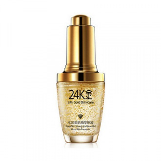 Bioaqua, Сыворотка для лица 24K Gold Skin Care, 30 мл