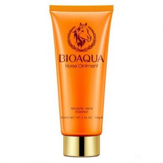 Bioaqua, Пенка для умывания Horseoil, 100 г