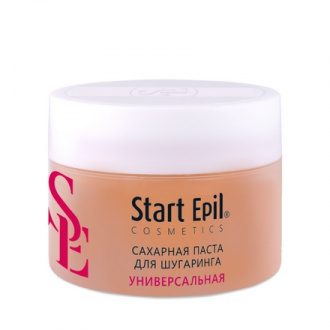 Start Epil, Сахарная паста для шугаринга «Универсальная», 200 г