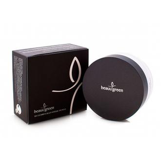 BeauuGreen, Гидрогелевые патчи для глаз Sea Cucumber&Black, premium, 60 шт.