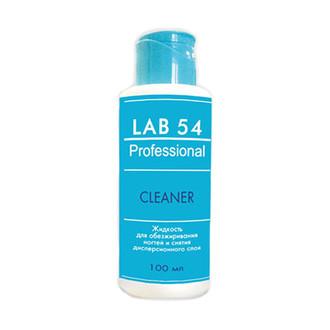 BAL Proffesional, Жидкость для обезжиривания и снятия липкого слоя Lab 54, 100 мл