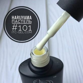 Haruyama, Гель-лак «Пастель» №101