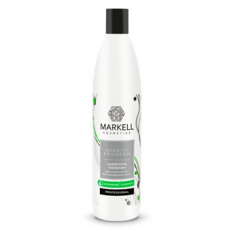 Markell, Шампунь Professional Keratin, 500 мл