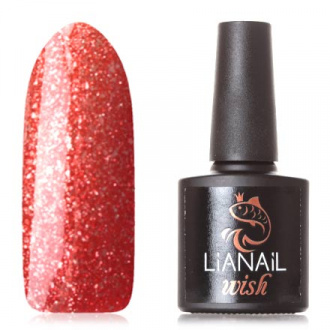 Гель-лак Lianail Wish Red Shine №010