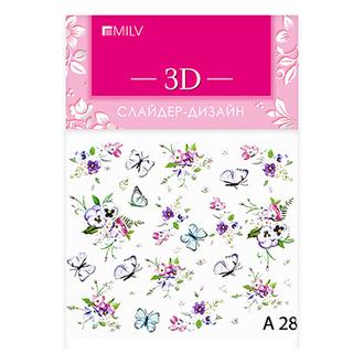 Milv, 3D-слайдер A28