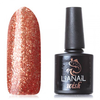 Гель-лак Lianail Wish Terracot Shine №003