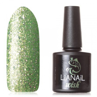 Гель-лак Lianail Wish Green Shine №014