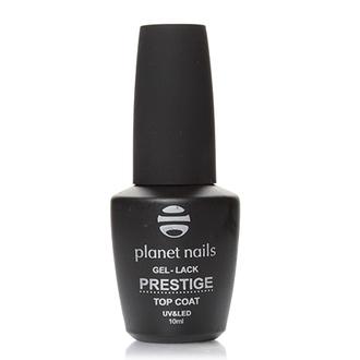 Planet Nails, Топ с матовым эффектом Prestige, Top Coat Matte, 10 мл