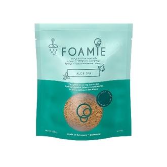 Foamie, Пенящаяся губка для душа Aloe Spa