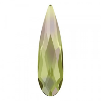 Кристаллы Swarovski, Flat Back Crystal Luminous Green 1,7 мм