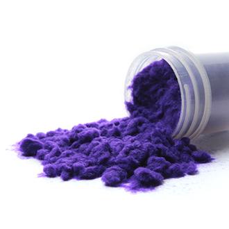 Super Star, Флок в баночке, фиолетовый