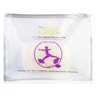 The Konjac Sponge Company, Спонж Sports Konjac Sponge Lilac