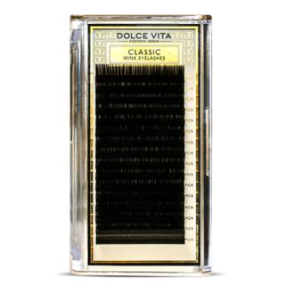 Dolce Vita, Ресницы в ленте Classic Mink Deluxe 0,2/8 C кукольный изгиб