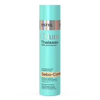 Estel, Минеральный шампунь Otium Thalasso Sebo-Control, 250 мл