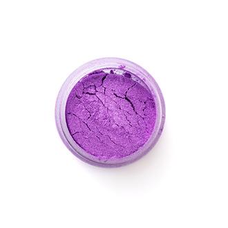 ruNail, дизайн для ногтей: пыль 2011 (сиреневый, матовый)