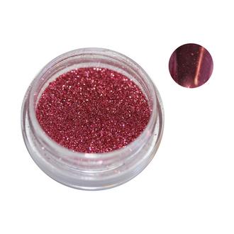 ruNail, Зеркальная пыль для втирки, темно-розовая