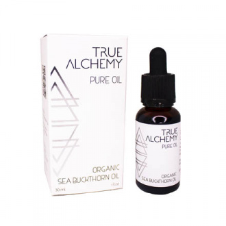 True Alchemy, Масло Organic Sea Buckthorn, 30 мл