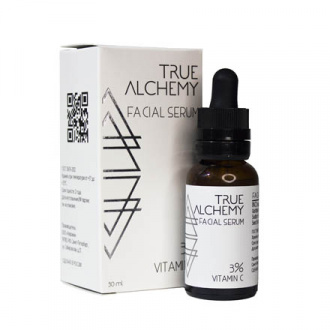 True Alchemy, Сыворотка для лица Vitamin C 3%, 30 мл
