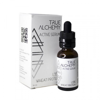 True Alchemy, Активная сыворотка Wheat Protein 1.3%, 30 мл