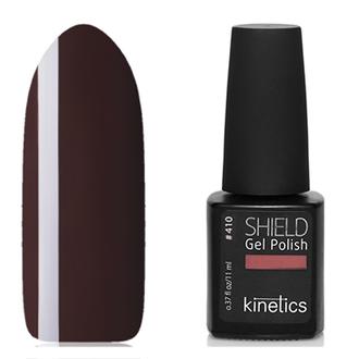Kinetics, Гель-лак Shield №410, Alluring brown