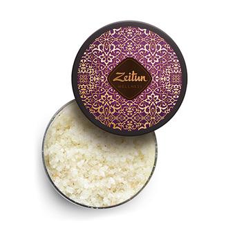Zeitun, Ароматическая соль для ванн «Ритуал соблазна», 250 мл