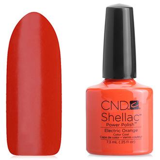 CND, цвет Electric Orange 7,3 ml