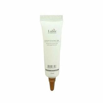 La'dor, Пилинг для кожи головы Scalp Scaling Spa, 15 мл
