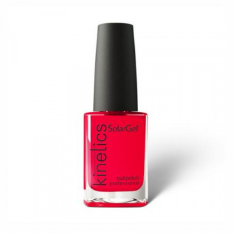 Kinetics, Лак для ногтей SolarGel Polish № 435, Get Red Done