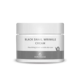 The Skin House, Крем для лица Black Snail Wrinkle, 50 мл