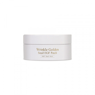 The Skin House, Гидрогелевые патчи Wrinkle Golden Snail EGF, 60 шт.