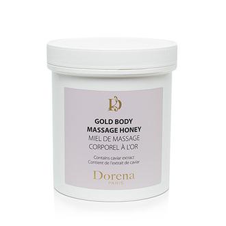 Dorena, Массажное масло для тела Gold, 500 мл