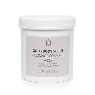 Dorena, Скраб для тела Gold, 1000 г