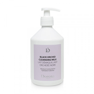 Dorena, Молочко для снятия макияжа Black Orchid, 500 мл