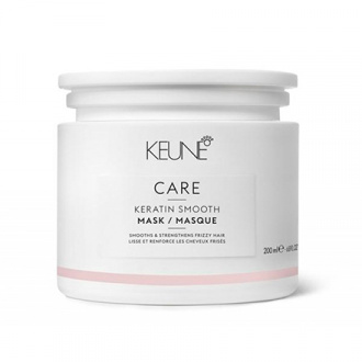 KEUNE, Маска Care Keratin Smooth, 200 мл