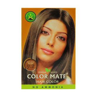COLOR MATE, Травяная краска для волос 9.2