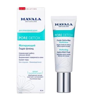 Mavala,  Гидрофлюид Pore Detox, 45 мл