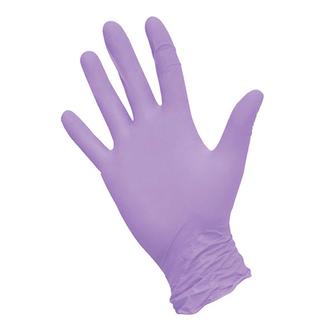 Nitrimax, Перчатки нитриловые сиреневые, размер ХS, 100 шт.