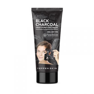 Dermal, Маска-пленка Black Charcoal, 100 г